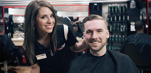 Sport Clips Haircuts of Crestview Haircuts
